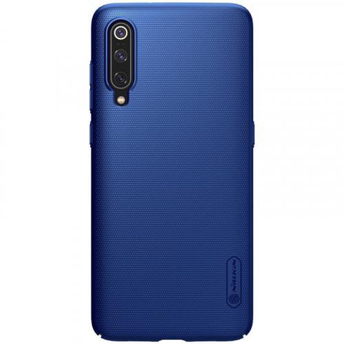 Θήκη Nillkin Super Frosted Shield για Xiaomi Mi9 blue