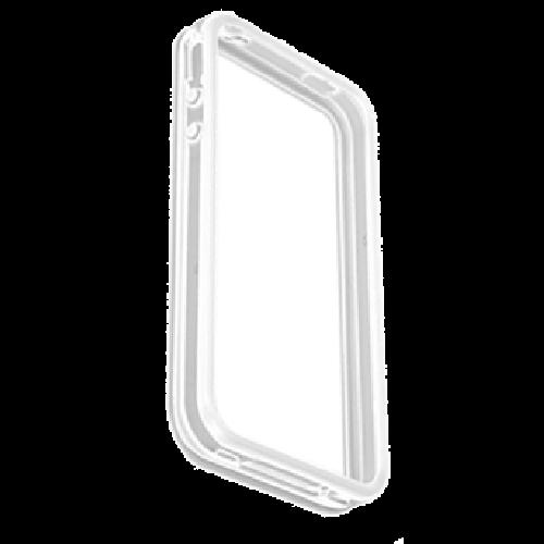 Case-Mate Apple iPhone 4/4s Hula Case White + Screen Protector (Bumper)