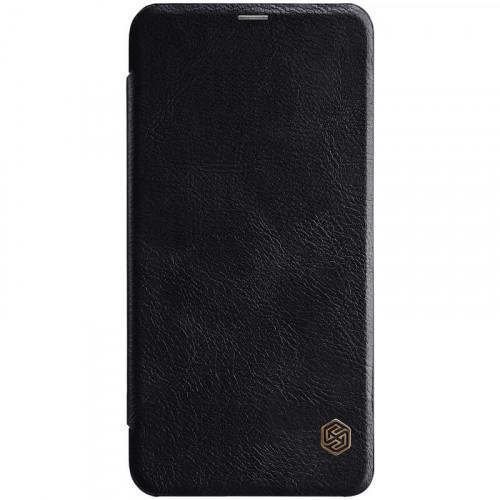 Θήκη Nillkin Qin Book για Xiaomi Redmi Note 6 PRO μαύρου χρώματος ( δερμάτινη)
