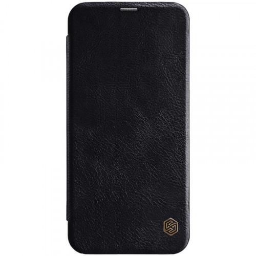Θήκη Nillkin Qin Leather Book για Samsung Galaxy J4 Plus J415 black