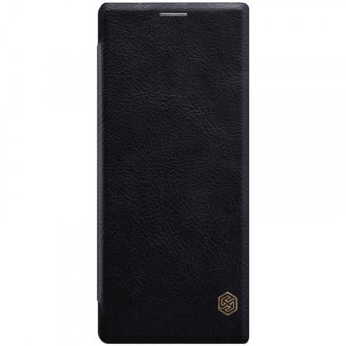 Θήκη Nillkin Qin Book για Sony Xperia 1 μαύρου χρώματος ( Δερμάτινη)