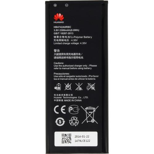 Μπαταρία Huawei Original HB4742A0RBC 2300mah για Ascend G730 , Honor 3C bulk