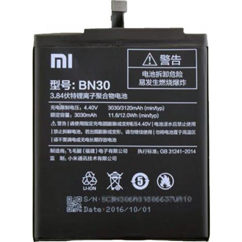 Μπαταρία Xiaomi Original BN30 3030mAh Xiaomi Redmi 4A