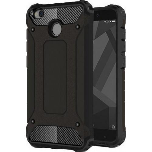 Θήκη OEM Hybrid Armor Tough Rugged Cover Xiaomi Redmi 4X black