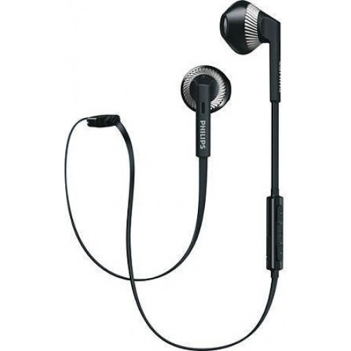 Philips SHB5250BK Bluetooth Headset in Ear Black