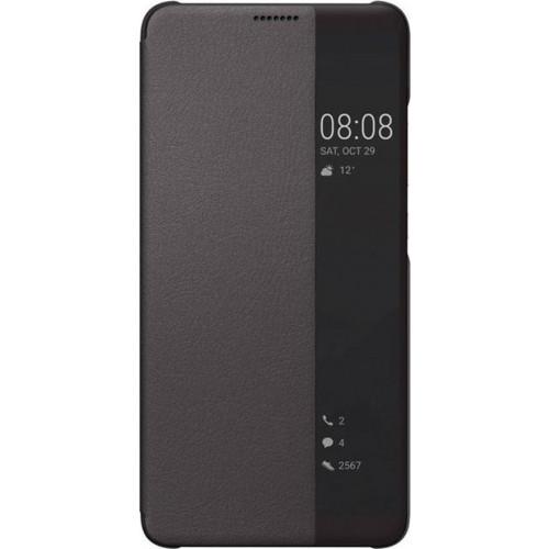 Huawei Original S-View Case για Mate 10 Pro Brown 51992177