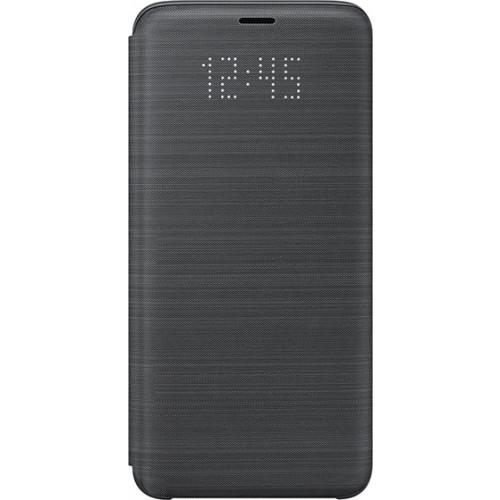 Samsung EF-NG960PBE LED View Cover για το Samsung Galaxy S9 G960F Black
