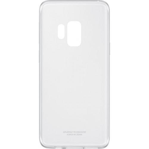 Samsung EF-QG965TTE Clear Cover για Samsung Galaxy S9 Plus G965 διάφανο