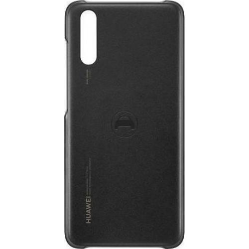 Huawei Original PU Magnetic Protective Cover P20 black 51992397