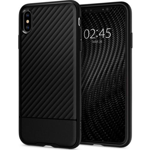 Spigen Core Armor Case 063CS24941 iPhone XS / X black