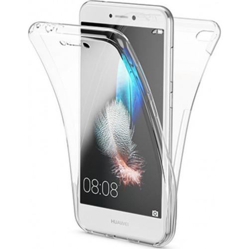 Θήκη OEM TPU για Huawei P Smart μπροστά / πίσω κάλυψη διάφανη