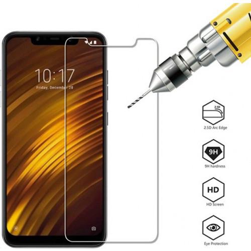 Φιλμ Προστασίας Οθόνης Tempered Glass (άθραυστο ) 9H για Xiaomi Pocophone F1