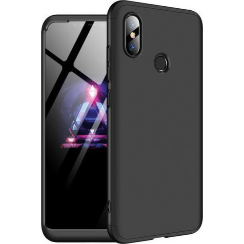 Θήκη OEM 360 Protection front and back full body για Xiaomi Mi8 SE black