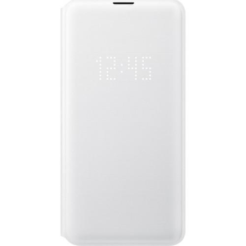Samsung Original EF-NG975PWEGW Led View Cover Galaxy S10 PLUS White
