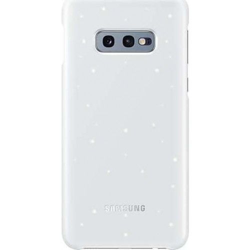 Samsung Original EF-KG970CWEGW Led Back Cover Galaxy S10e G970 white