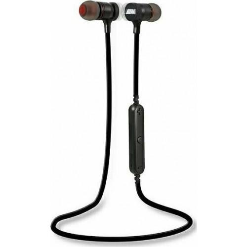 BMW CGBTE04 In-ear Bluetooth Handsfree Μαύρο