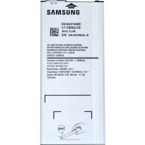 Μπαταρία Original Samsung EB-BA510ABE 2900mah bulk