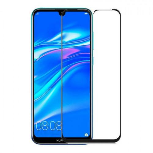 Tempered Glass full face for Huawei Y7 2019 full glue black