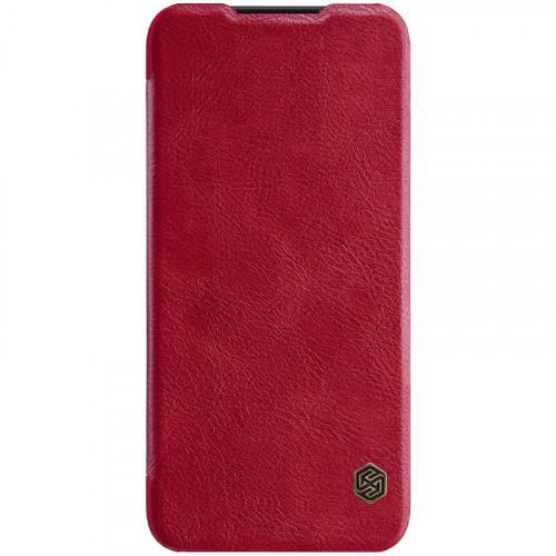 Θήκη Nillkin Qin Book για Xiaomi Redmi Note 7 κόκκινου χρώματος ( Δερμάτινη)