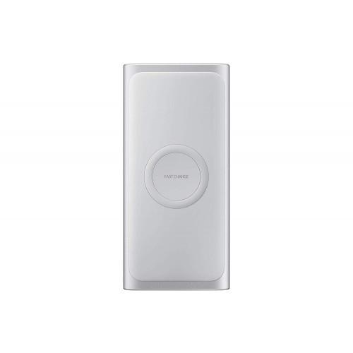 Samung Wireless Battery Pack EB-U1200CSEGW 10000mah silver (ταυτόχρονη φόρτιση 2 συσκευών )