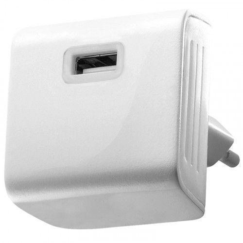 TRAVEL USB 230V 2,1A WHITE