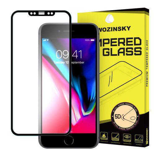 Tempered Glass PRO+ 5D Super Tough Screen Protector Πλήρους Κάλυψης με πλαίσιο για iPhone X black