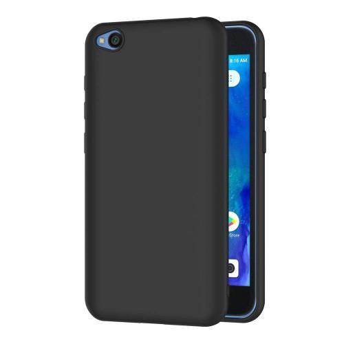 Θήκη OEM TPU Slim για Xiaomi Redmi GO μαύρου χρώματος