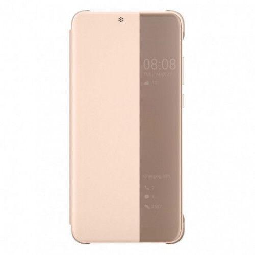 Huawei Original Smart View Flip Cover P20 pink 51992357