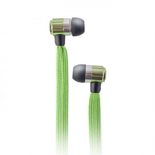 Handsfree Shoelace- Κορδόνι 3.5mm πράσινου χρώματος