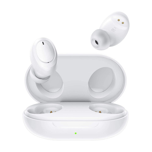 Oppo Enco W11 True Wireless Headphone λευκού χρώματος