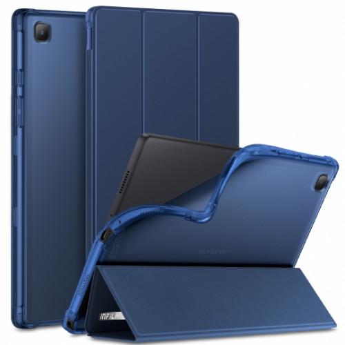Θήκη INFILAND CLASSIC STAND για Samsung GALAXY TAB A7 10.4 T500/T505 BLUE