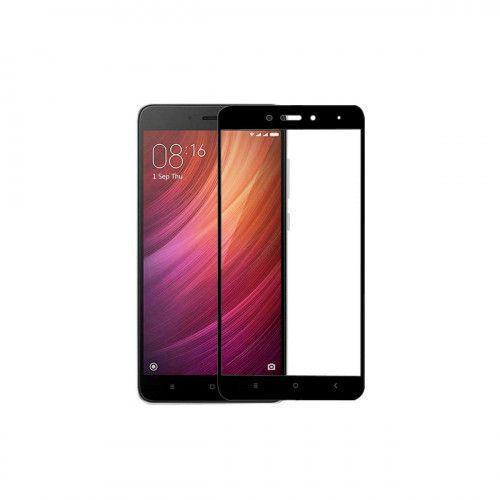 Φιλμ Προστασίας Οθόνης Tempered Glass (άθραυστο ) 9H για Xiaomi Redmi 4A full covered black