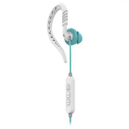JBL Focus 700 in Ear Wireless Sport Headphones with Charging Case white