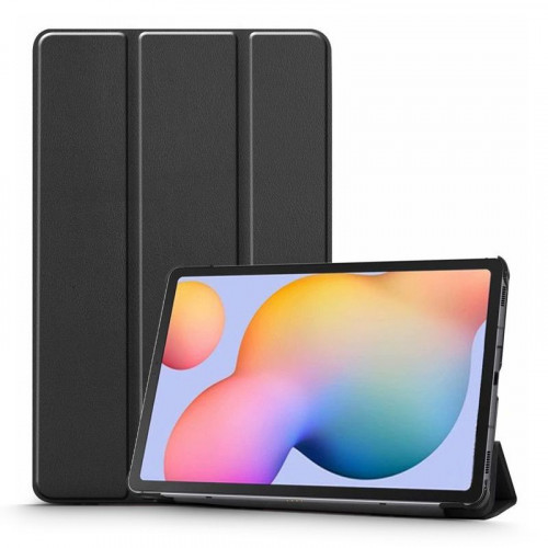 Smart Case Tech Protect για Samsung Galaxy Tab S6 Lite 10.4 P610 / P615 black