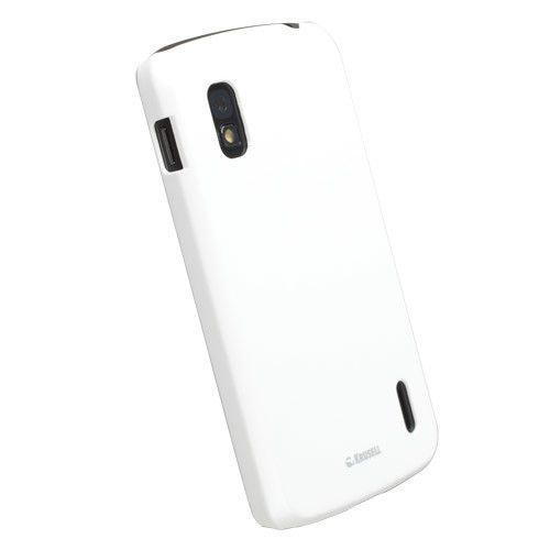 Θήκη Krusell ColorCover Faceplate για LG Nexus 4 E960 white