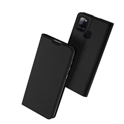 Θήκη DuxDucis Skin pro για Samsung Galaxy A21s μαύρου χρώματος