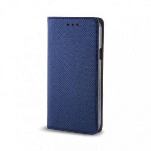 Θήκη OEM Smart Magnet για Huawei P20 Lite μπλε χρώματος (stand ,θήκη για κάρτα )