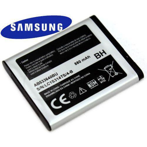 Μπαταρία Samsung AB533640BU 880 mAh για S7350/S8300/E740 (χωρίς συσκευασία)
