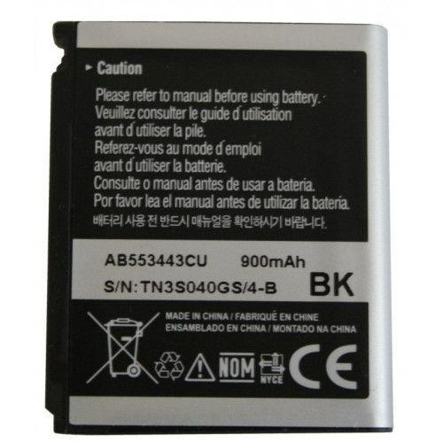 Μπαταρία Samsung AB553443CU 900mAh για U700,Z560 original συσκευασία
