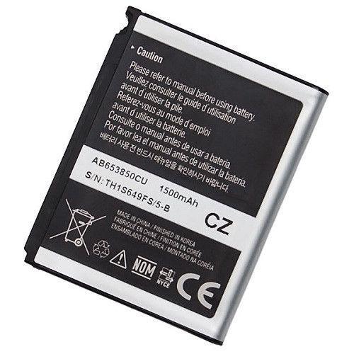 Μπαταρία Samsung AB653850CU 1500mAh για i900 χωρίς συσκευασία