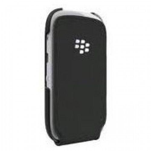 Θήκη Blackberry Leather Flip Shell ASY-46593-001Black