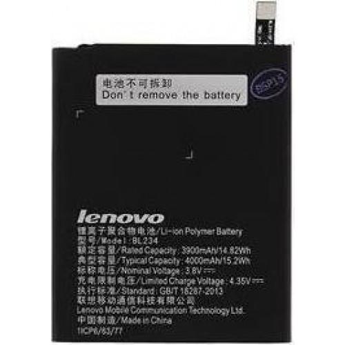 Μπαταρία Original Lenovo BL234 4000mAh Li-Pol Lenovo  P70 Actuall Model, P1m, A5000 dual