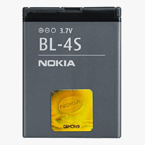 Μπαταρία Nokia BL-4S original συσκευασία