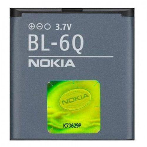 Μπαταρία Nokia BL-6Q original συσκευασία
