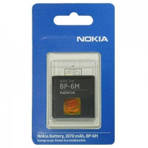 Μπαταρία Nokia BP-6M original συσκευασία