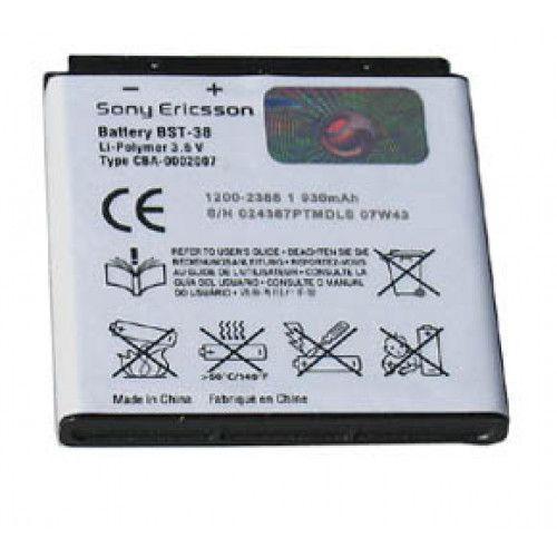 Μπαταρία Original Sony Ericsson BST-38 (χωρίς συσκευασία)
