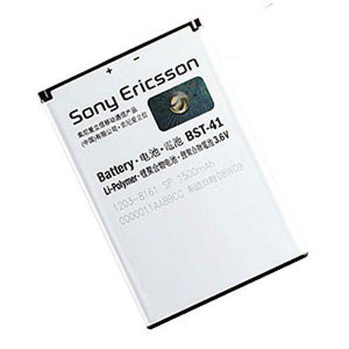 Μπαταρία Sony Ericsson Original BST-41 για Xperia X1,Xperia X10,Xperia Play (χωρίς συσκευασία)