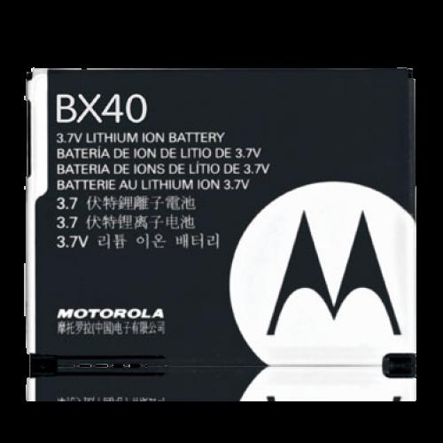 Μπαταρία Motorola BX40 (χωρίς συσκευασία)
