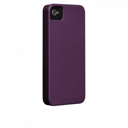Case-mate Barely There Cases for Apple iPhone 4/4s in Purple