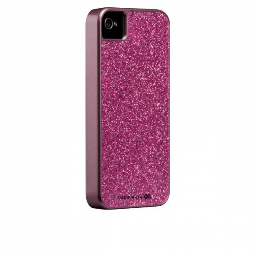 Case-mate Glam Cases for Apple iPhone 4s in Pink